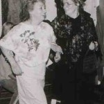 1986 Festwirtin Inge Lütticke
