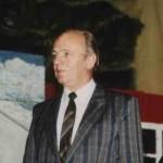 1991 Vorstandsmitglied Heinz Häner