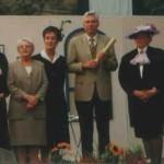 1998 Vorsitzender Josef Theile